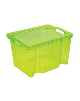 Plastový kontejner - zelený