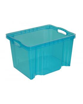Plastový kontejner - modrý
