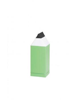 Pěnová barvička - zelená
