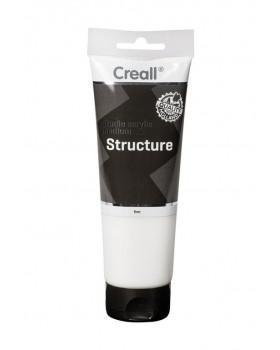 Akrylové médiá - Struktura jemná