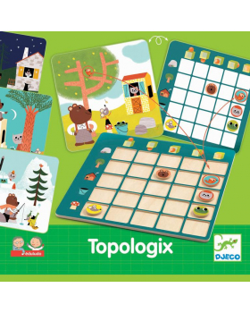 Topologix - hra