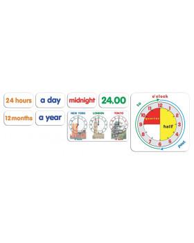Čas I  - angličtina
