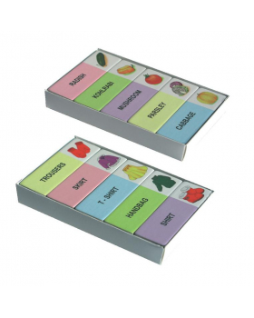 Dominový rychlotest-angličtina barvy