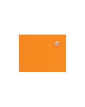 Dvířka Praktik do vozíka - Levé oranžová