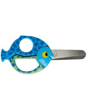 Dětské nůžky- Rybka