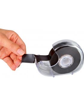 Magnetická lepiaca páska v stojane