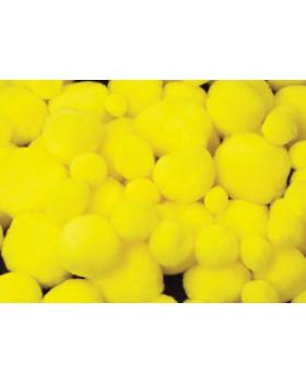 Bambule - 100 ks, žluté