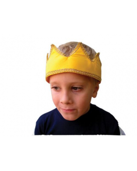 Čepice-pohád.Korunka Princ