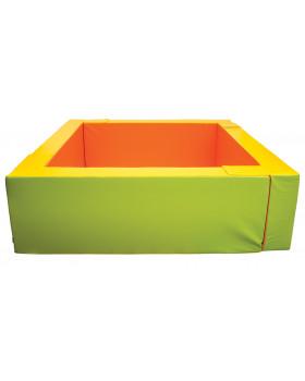 Čtvercový bazén 180x180x60