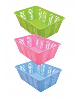 Plastový košík Zebra