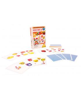 Edukační hry - Kdo má 4?