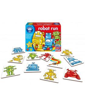 Robotí závody - společenská hra