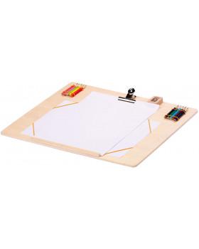 Kreslíci deska