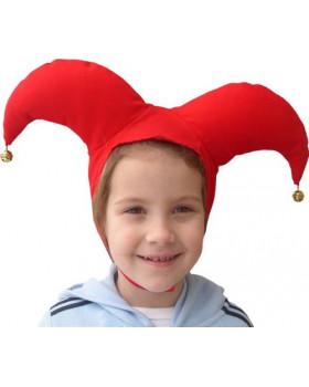Kostýmové čepice 1 - Kašpárek