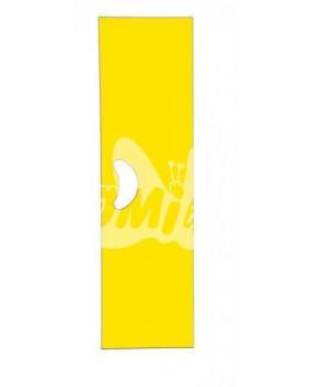 Dvířka k šatni Luna - žluté