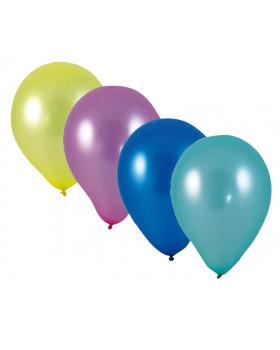Balónky - metalíza