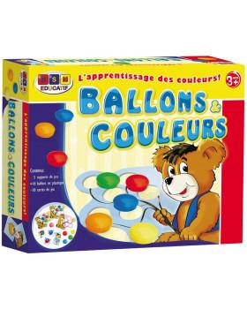 Barevné balónky