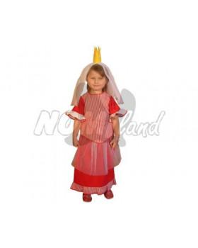 Kostým - princezna