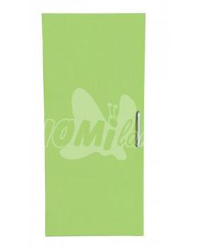 Dvířka velké Funny - 1 ks - světle zelená