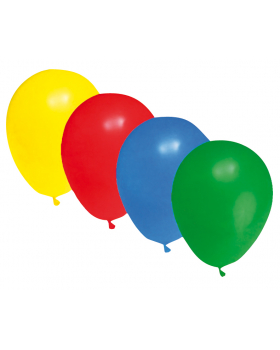 Balónky - barevný mix
