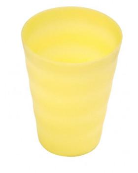 Barevný pohárek 0,3L žlutý