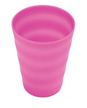 Barevný pohárek 0,3L růžový