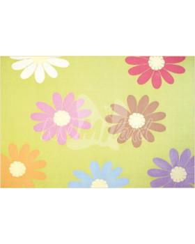 Koberec Květinky 2 - 2x3  m