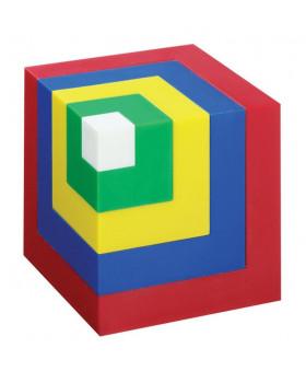 3D skládačka - kostka