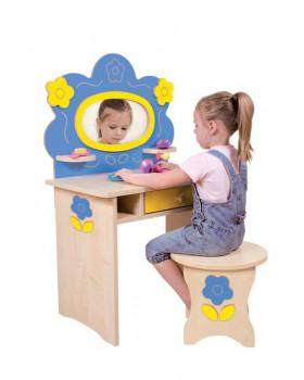 Toaletní stolek Kvítek