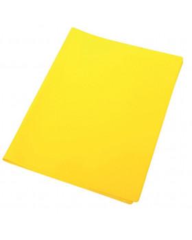 Obal na třídni knihu - žlutý