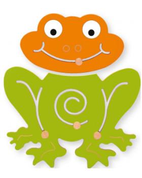 Dekorativní prvek Žabka