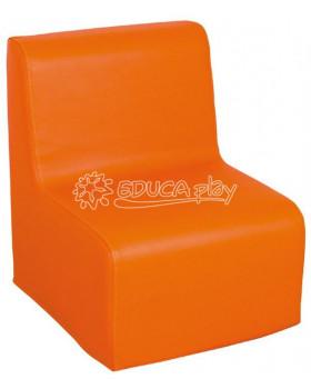 Křesílko - oranžové