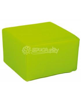 Kostka - zelená