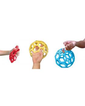 Flexibilní gumové míčky