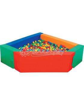 Rohový bazén