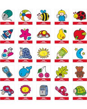 Značky - soubor s želvičkou