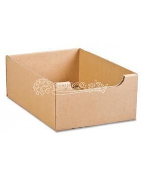 Kartonová zásuvka - sada 4 ks