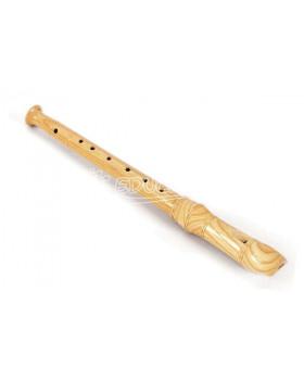 Dřevěná flétna