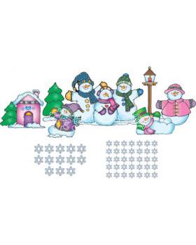 Aplikace - Sněhuláci