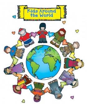 Děti na celém světě