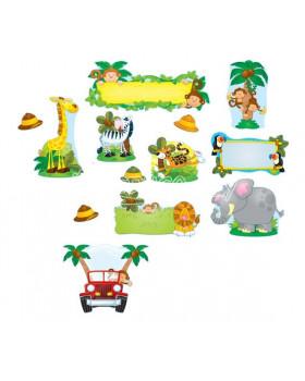 Nástěnná aplikace - Safari