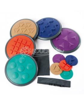 Soubor hmatových disků 1