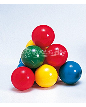 Barevné míčky, sada
