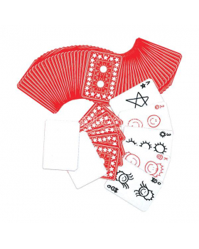 Hrací karty malé - vytvoř si vlastní!