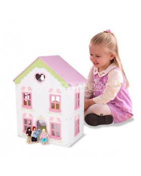 Malý domeček pro panenky