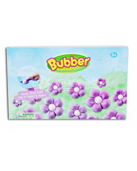 Modelovací pěna Bubber - 681 g - purpurová