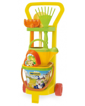 Vozík pro zahradníka 1