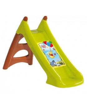 Plastová klouzačka - medvedík Pú