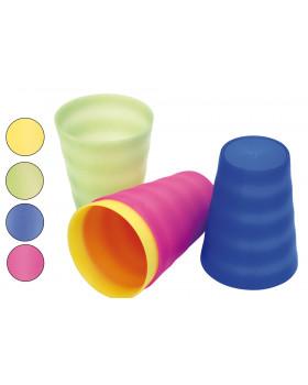 Barevný pohárek 0,3L zelený