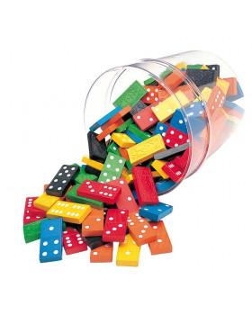 Barevné domino